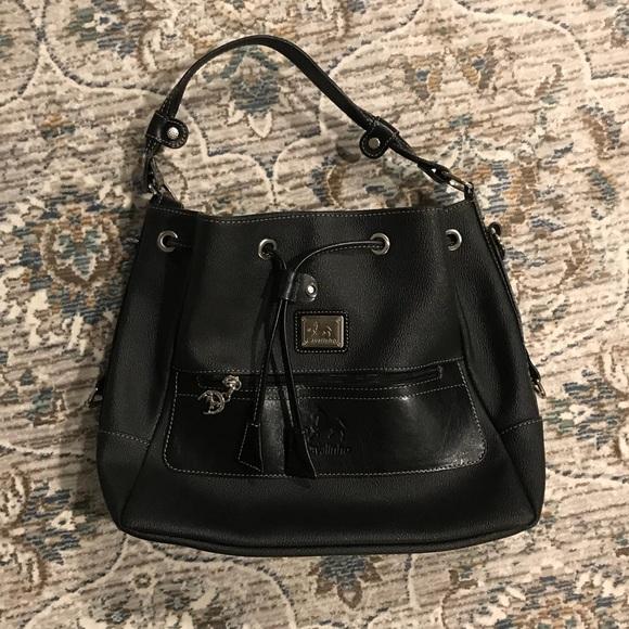 d2b48fd8b43 Cavalinho Handbags - Cavalinho (European) Black Shoulder bag - NEW!